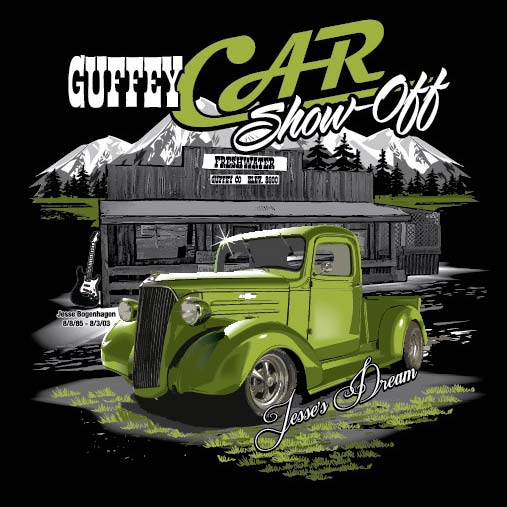 Car Show-Off
