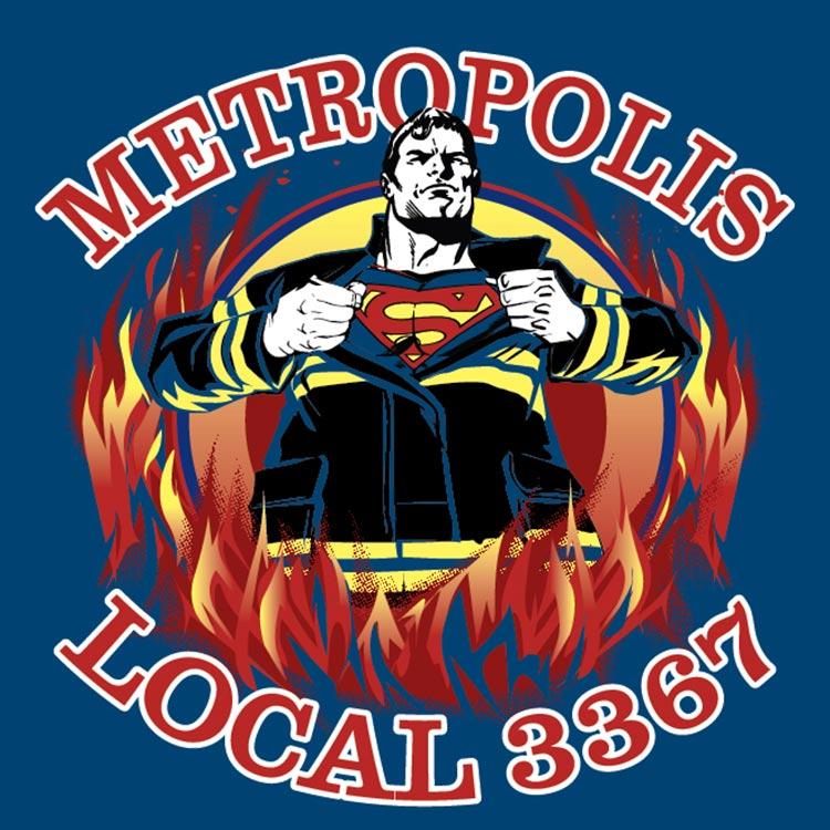 Metropolis Fire