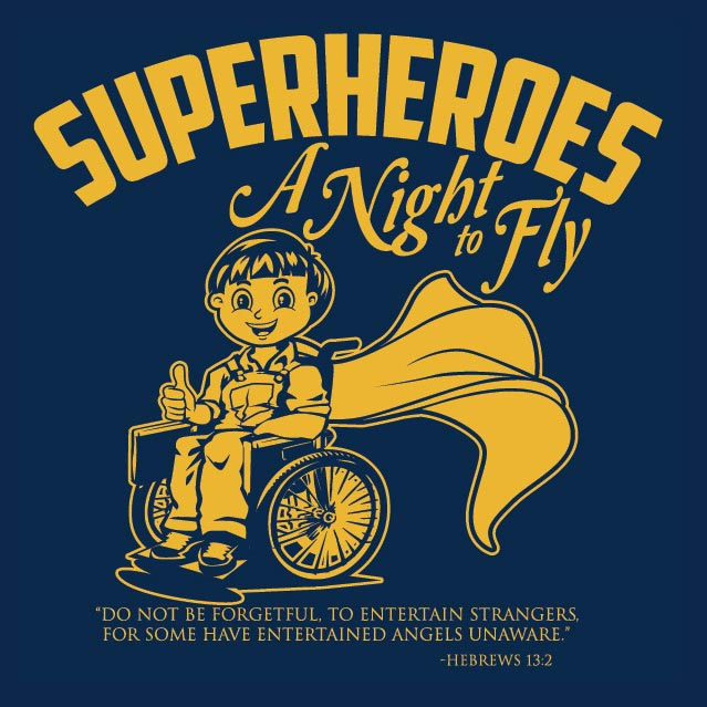 Superheroes: A Night To Fly