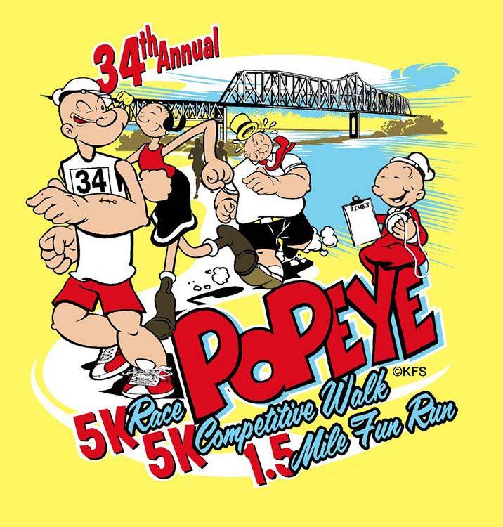 Popeye 5K
